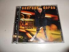 CD 70 minutes de musique inexpliquée origine d'Andreas Dorau