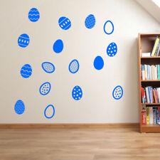 Tentures murales et tapis art déco bleu pour la décoration intérieure de la maison