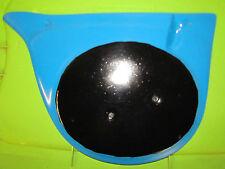 Rickman Triumph NOS 650 750 Mark 3 Left Hand Blue Side Cover # R108 40 361 # 3