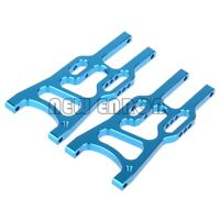 BLUE Front Lower Suspension Arm 06011 Parts For 1/10 RC Racing HSP Redcat Himoto