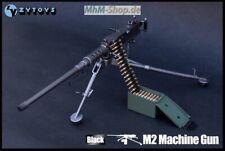 1/6 ZY Toys Grey .50 Caliber Machine Gun - Dagon / GI Joe/ Ultimate Sodier