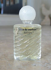 NEW Rochas Eau de Rochas Mini Perfume .34 Oz Eau de Toilette