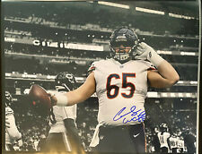 CODY WHITEHAIR Signed Chicago Bears 11x14 Spotlight Photo Autographed