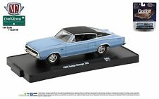 M2 Machines Auto-Drivers 1:64 R66 1966 Dodge Charger 383