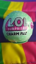 LOL SURPRISE DOLLS  Series 2 CHARM FIZZ Ball  MGA   ~  FAST FREE SHIPPING ~NEW