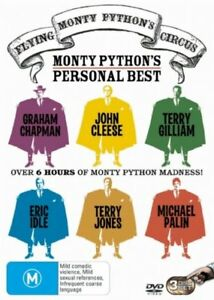 Monty Python's Flying Circus - The Personal Best Collection (DVD, 2006,...