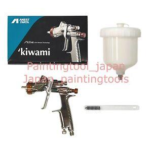ANEST IWATA KIWAMI4-13BA4 1.3mm with Cup Successor model W-400-134G Bellaria