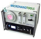 Plasma Cleaner MNT-PC-2 of 13.56 MHZ with Quartz Chamber, Vacuum Pump & Two-year