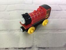 Thomas the Train & Friends Victor Red Engine Tank Wooden Railway Mattel 2003
