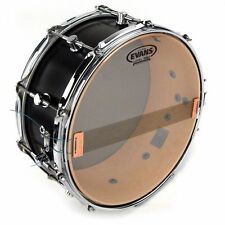"Evans 10"" Hazy 300 Snare Side Drum Head S10H30 !"
