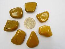 Jasper, Cocoa Crystal Healing Tumblestone - Astral Travel, Energy.