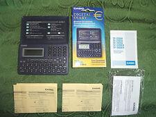 Calculator / Calcolatrice - Casio Digital Diary SF-3300ERbu-w 32K