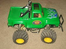 Vintage Tamiya Midnight Pumpkin  Ford  RC (Green HARDBODY)