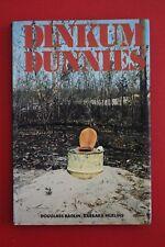 DINKUM DUNNIES by Douglass Baglin & Barbara Mullins (HC/DJ, 1975)