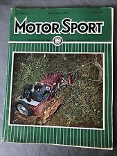 Motor Sport Magazine January 1964 Test Lotus Cortina Gilbern GT Kentish Trial
