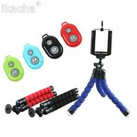Camera Phone Holder Tripod Wireless Remote Octopus Selfie Stand For Smartphone