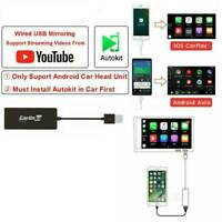Carlinkit Wireless CarPlay Upgrade Dongle Adapter For Android Auto Car Head Unit