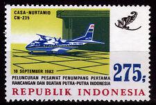 Indonesien 1112 **, Aufnahme der Flugzeugproduktion
