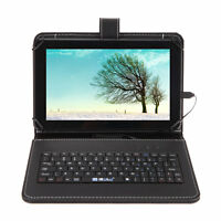 """iRULU 9"""" Android 4.4 GMS Quad Core 3G WIFI BT 4.0 Tablet PC & Leather Keyboard"""