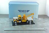 NEO Scale Models 45772 Diamond Rio 1977 Tow Truck 1/43 Scale