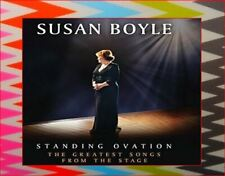 Susan Boyle New Sealed Fast Freepost Standing Ovation GreatestSongsFromStage CD