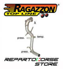 RAGAZZON TUBO SOST.NE CATALIZZATORE+FAP FIAT PANDA 3 4X4 1.3MJT 75CV 55.0223.00
