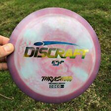 Discraft ESP Thrasher Super Swirly Purple Blue Driver Brand New Free Shipping