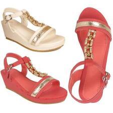 Unbranded Sandals Slip - on Shoes for Girls
