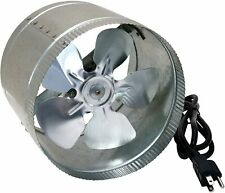 SUNSTREAM 6 inch Duct Booster Fan 240 CFM, Extreme Low Noise
