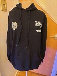 Brighton Marathon (Team Brighton 2019} Hoodie Size M