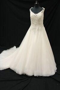 Maggie Sottero Eden Bridal Wedding Gown Dress sz 24