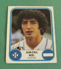 N°8 JEAN-PAUL NOËL AJ AUXERRE AJA  ABBE-DESCHAMPS PANINI FOOTBALL 83 1982-1983