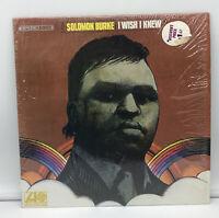 SOLOMON BURKE I Wish I Knew 1968 STEREO LP Atlantic SD 8185 VG