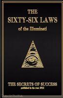 The 66 Laws of the Illuminati: Secrets of Success by The House of Illuminati