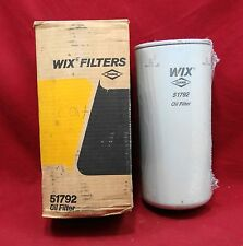 Lot of 2 Wix 51792 Oil Filter