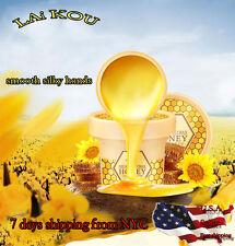 Milk&Honey Wax Treatment Peel-Off Hand Mask Exfoliator Hand Care Cream Cosmetics