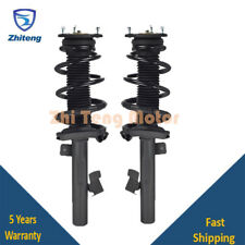 Fits 2004-2013 2012 MAZDA 3 & 5 FRONT 2 COMPLETE QUICK STRUT & COIL SPRING FULL