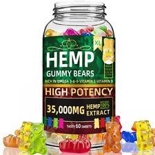 Hemp Gummies 35,000 Mg | Hemp gummy bears - Pain Anxiety And Stress