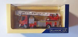 Pompier 1/43 EPA Renault Midlum Magirus, Eligor