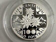 """Schweiz - 20 Franken 2004  auf  """"100 Jahre FIFA"""""""