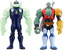Alien Force Alien Creation Chamber Diamondhead V.2 & Vilgax Mini Figure 2-Pack