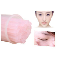 Hot Fashion 100pcs Invisible Stretch Fiber Double Eyelid Eye Tape Lift Fibers AB