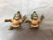 Kellogg's PVC Disney Figures gummy Bears Lot of 2 Clean Free Shipping.
