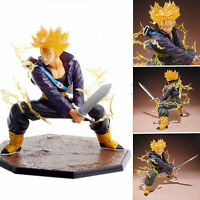 Dragon Ball Z Super Saiyan Trunks Anime 6inch Figurine Figure Toy Christmas Gift