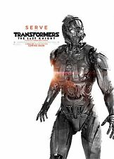 Transformers: The Last Knight Movie Poster (24x36) - Cogman, Hot Rod, Hound v13