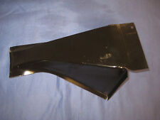 MG B GT ROADSTER v8 UNDER WING BOX SECTION  STRENGTHENER BULKHEAD SUPPORT  LH