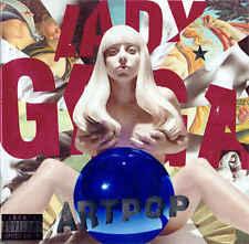 Lady Gaga Art pop (Box C55)