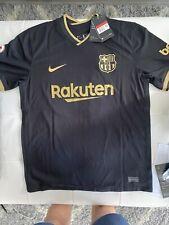 FC Barcelona Away Jersey 2020/2021 Messi #10 La Liga  L