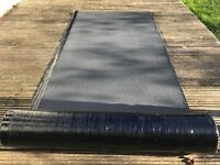 Mineral Torch On Roofing Felt 8x1m 4mmBlue/Grey, Green, Black & Brown.
