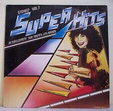 33T CHANTEURS ORCH. Patrick OLIVER Disque LP SUPER HIT Vol 7 Radios ROLAND MUSIC